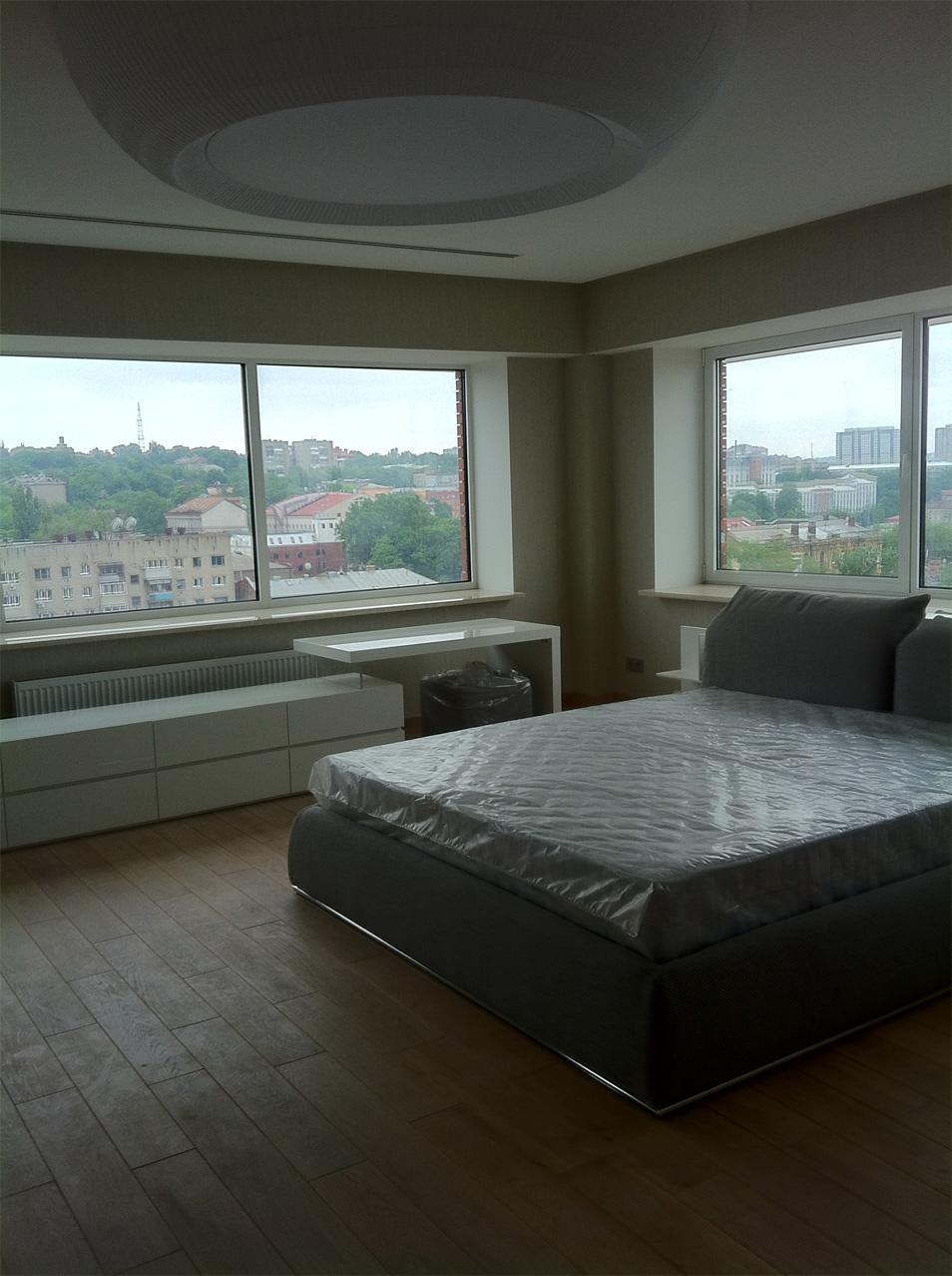кровать на заказ с матрасом